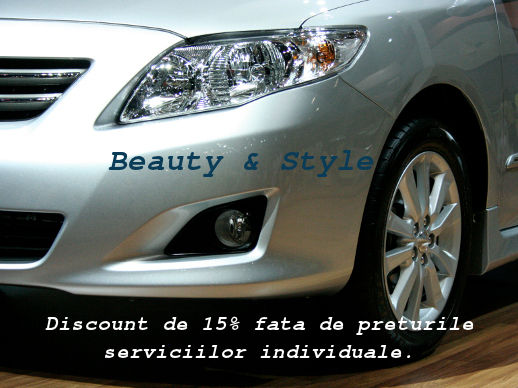 Beauty & Style - Aspectul de showroom!